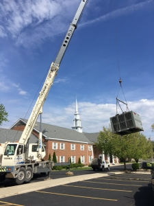 NEW 40-TON TRANE 