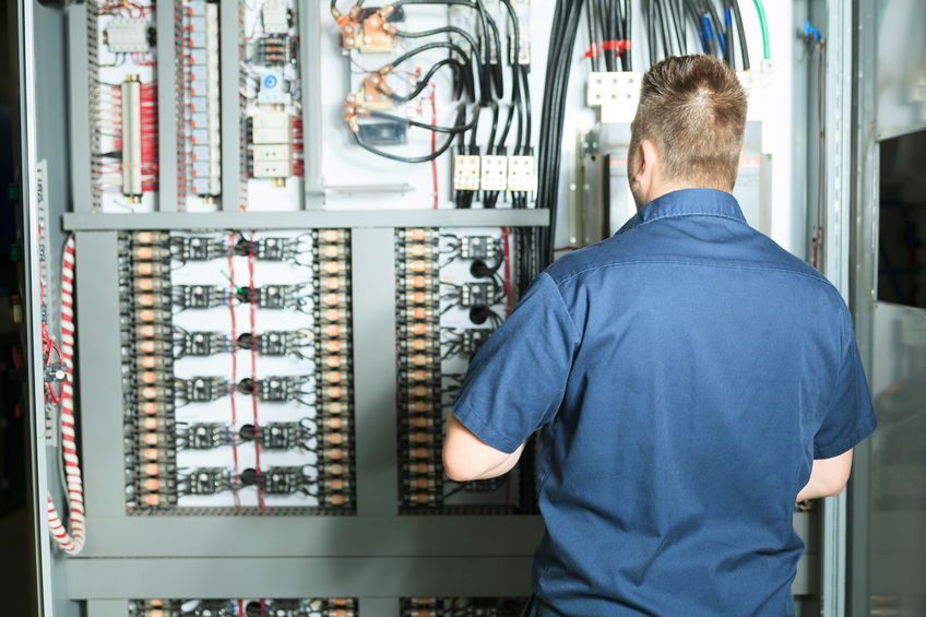 Electrical Services Milford MI - Industrial Machinery Installation | BC Ten Air - iStock_40765818_SMALL