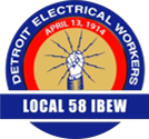 Detroit Electrical Workers - Local 58 IBEW